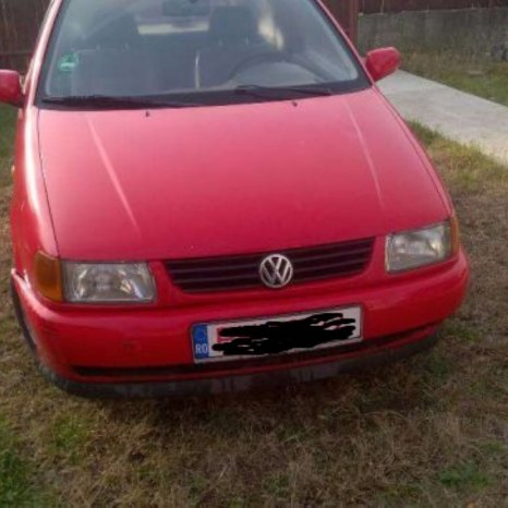 trager vw polo an 1996