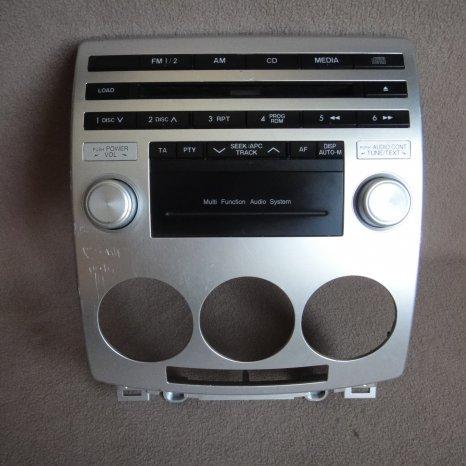 Vand consola cu butoane pentru radio cd mazda 5
