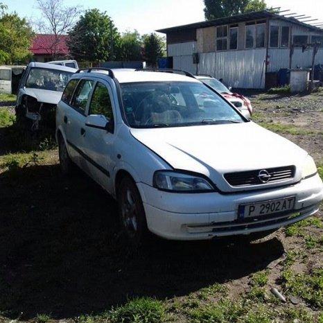 opel astra g caravan 1.7 diesel