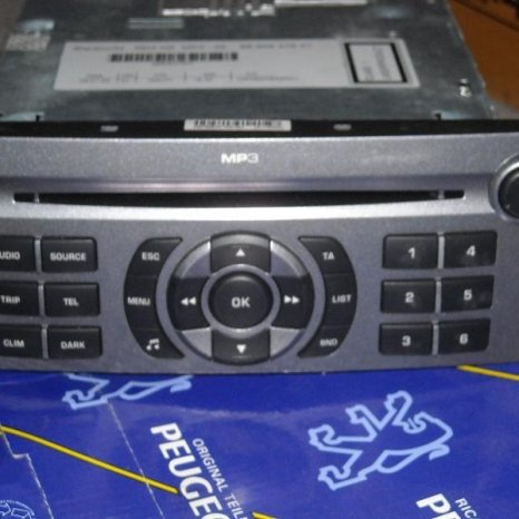 Vand mp3 player peugeot 407