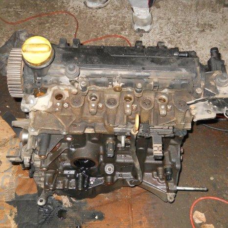 Motor fara anexe dacia Logan 1.5 dci euro3 euro 4