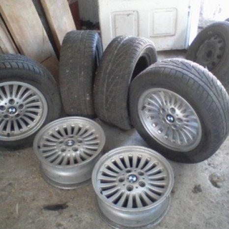 Jante BMW 16 cu cauciucuri Pirelli SotoZero 225/55
