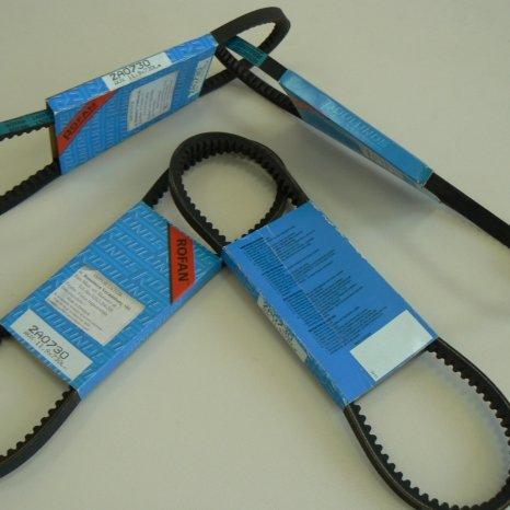 Curele auto trapezoidale transmisie RO-FAN 3A0925La ROULUNDS DANE