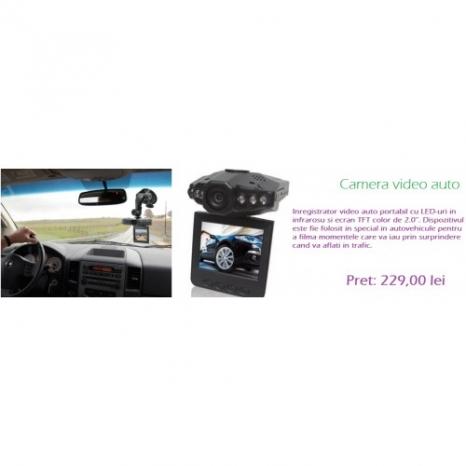 Camera video auto metroingeni