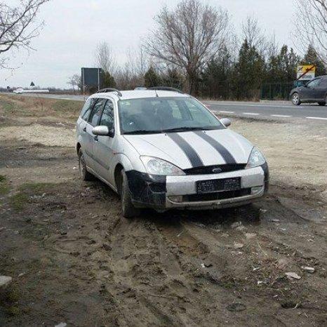 ford focus 1.6 benzina 1999