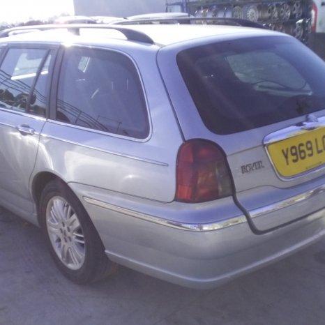 Dezmembrez Rover 75, an 2001