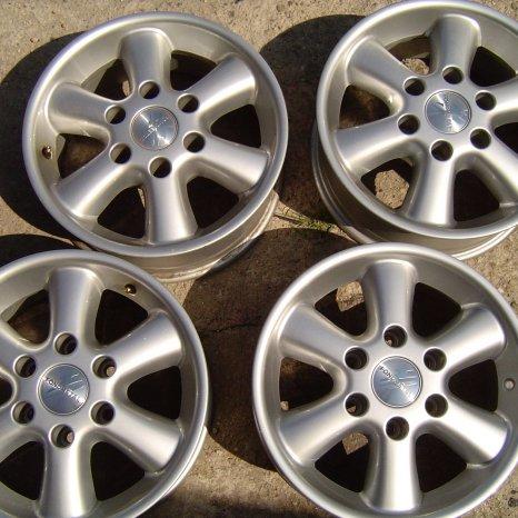 Jante  Toyota Hilux, Hyundai Terracan, Ssangyong - R16-6x139,7