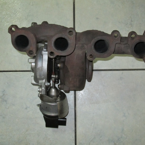 Turbina (turbosuflanta) Passat