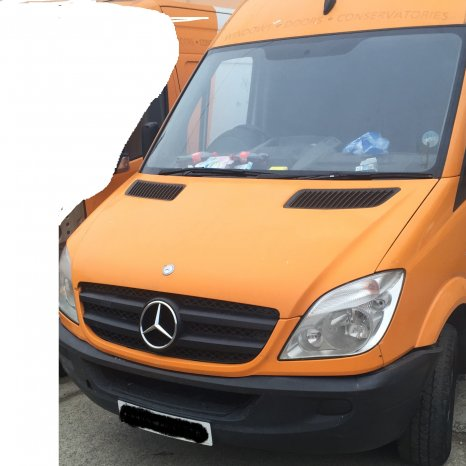 Turbina Mercedes Sprinter 311 an 2007-2012