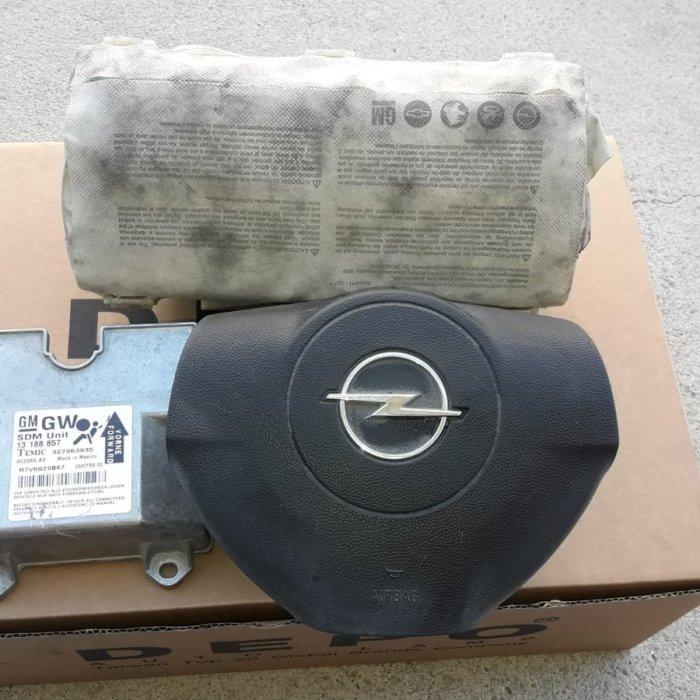airbaguri si calculator de opel astra H