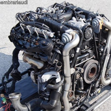 Motor Audi A8 4.0 TDI