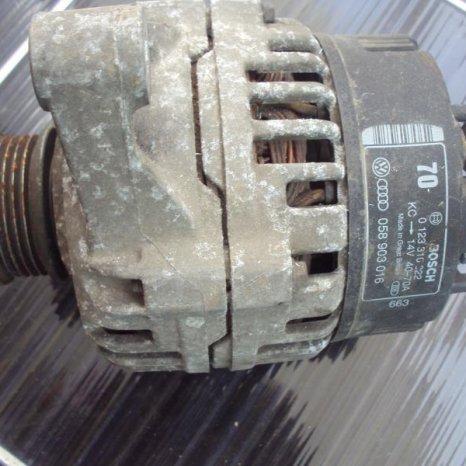 alternator audi a4 b5 an 1997 motor 1600