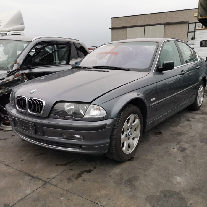 PIESE AUTO- BMW 320i E46  motor 226S1 170cp