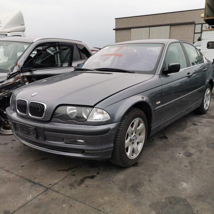 PIESE AUTO- BMW 320i E46  motor 226S1 170cp