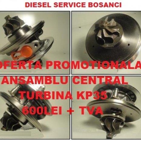 Ansamblu central pentru turbocompresor KP35 OE 54359880006