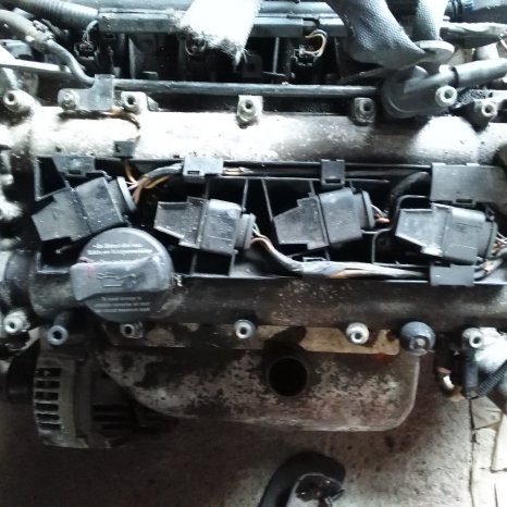 Motor Skoda, Seat, Golf 4 1.4 BBZ