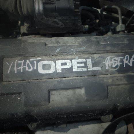 MOTOR OPEL ASTRA G, COD Y17 DT