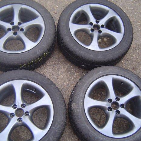 Jante aliaj pe R16 - AlfaRomeo,Fiat 500, Opel Combo, Lancia Zeta