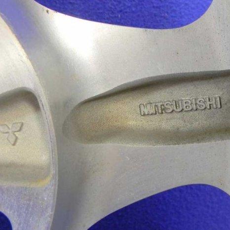 Jante Mitsubishi, originale, de aliaj pe R16