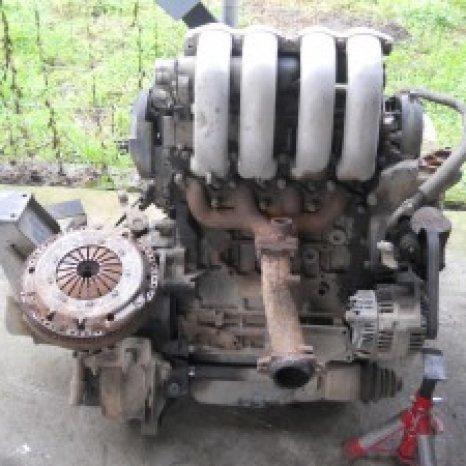 Motor Peugeot Boxer 2.5 Diesel