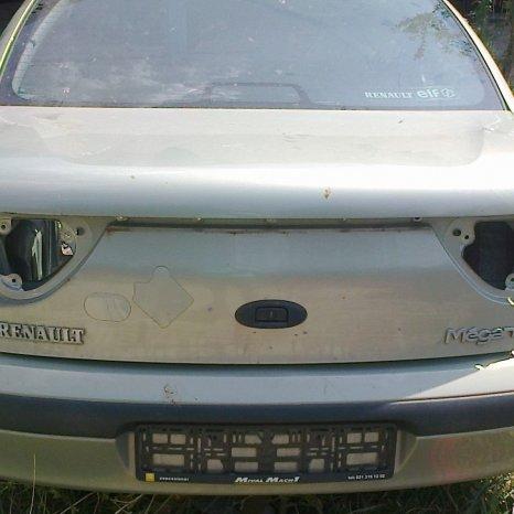 capota spate renault megane 1 sedan classic an 1999-2003