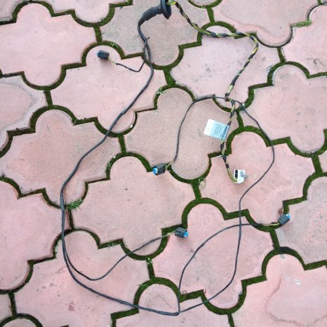 Instalatie senzori parcare BMW E46