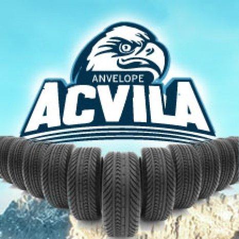 Anvelope Acvila, toate brandurile la preturi reduse!