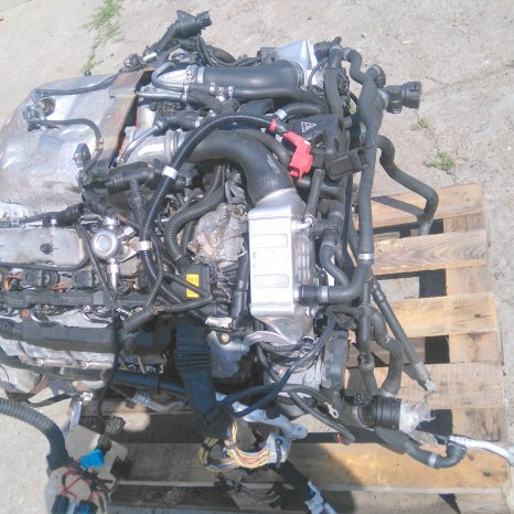 MOTOR KPL. BMW E70/E71 X5, X6 N63B44A 2013bj 5i
