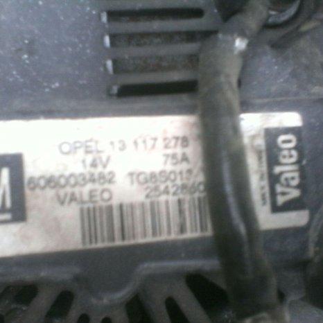 Dezmembrez Opel ASTRA H 1.3 cod motor Z13DTH