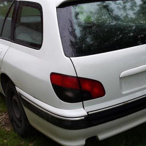 Dezmembrez Peugeot 406 break 2.0 hdi, 2003, kit pornire