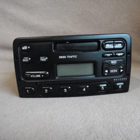 Radio casetofon Ford 5000 4000 rds