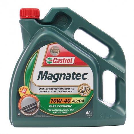 Ulei Castrol Magnatec Diesel A3/B4-10W-40/4 litrii