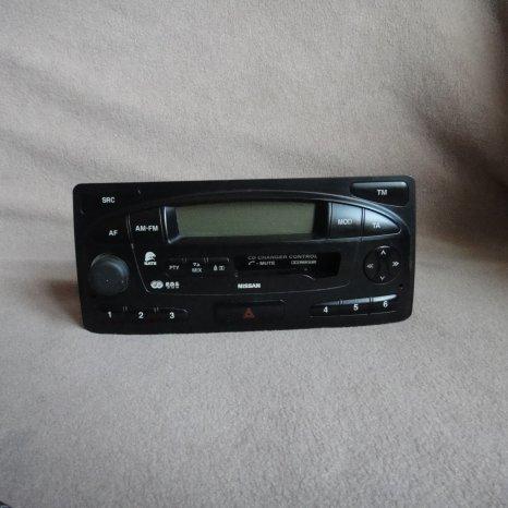 Radio Casetofon Nissan  Terrnao 2