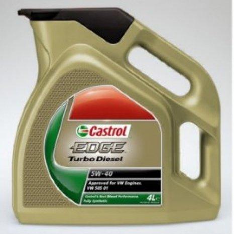 Ulei Castrol Edge Turbo Diesel -5W-40