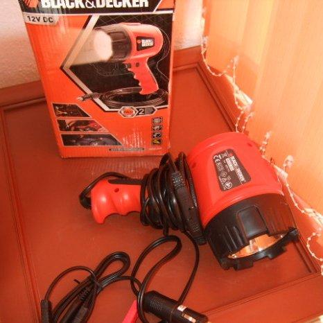 Lanterna auto Black & Decker