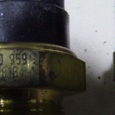 Comutator temperatura, ventilator radiator. vw audi seat skoda