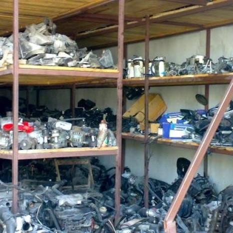 Dezmembrari automobile ieftin Daewoo, Citroen, Renault