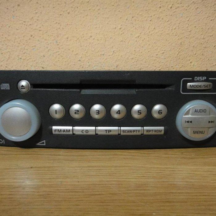 Radio Player OEM Mitsubishi Colt Cz3 CzT