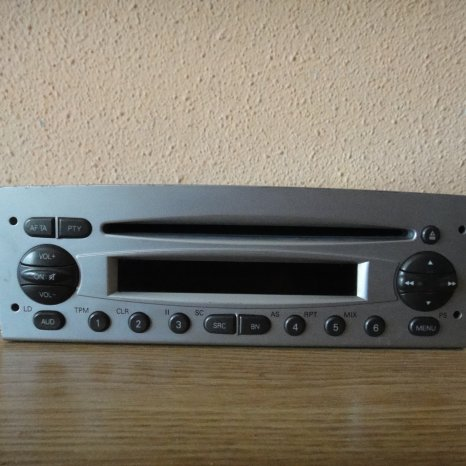 Radio Cd Player OEM Alfa Romeo 156