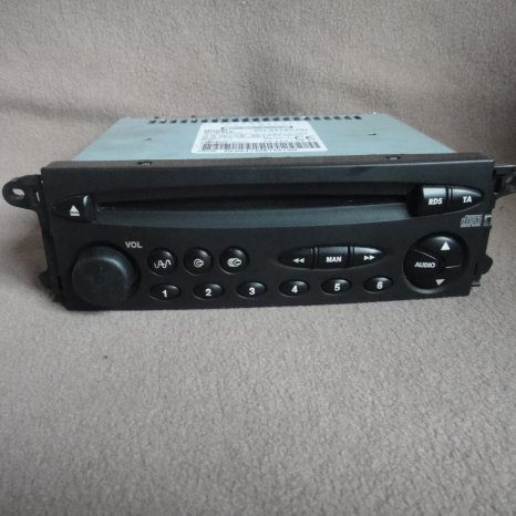 Cd player casetofon citroem xara c5  PU2472C