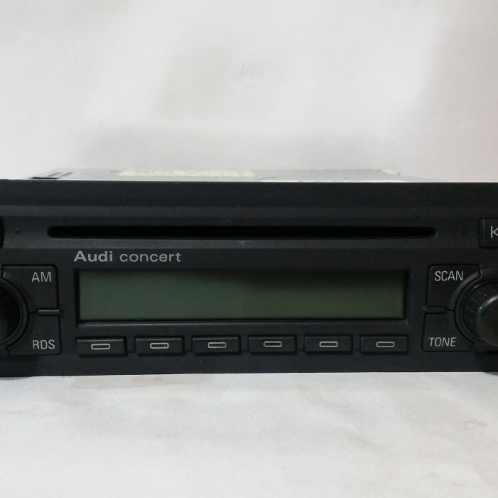Radio Cd Player Audi Concert A3 A4  Radio Cd Player Audi Concert A3 A4