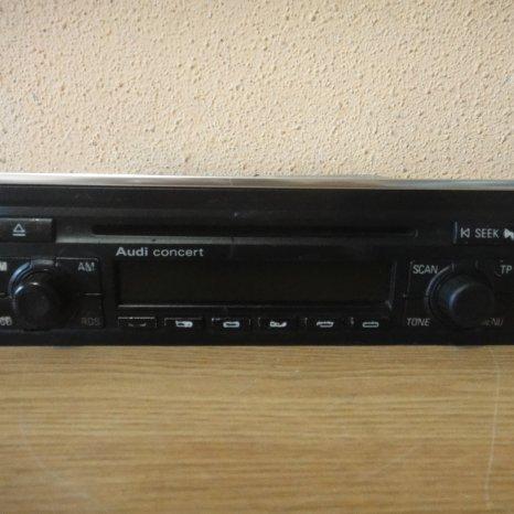 Sistem Audio OEM Audi Concert A4 B6 B7 2002-2009