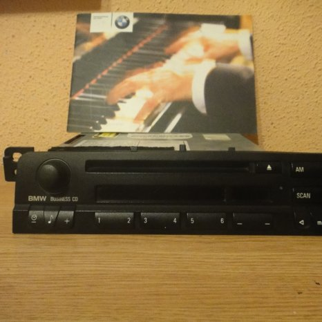 Radio Cd Player OEM BMW Business E46 SERIA 3