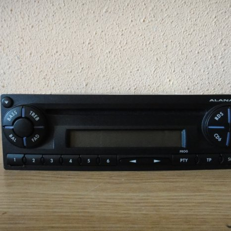 Radio Cd Player OEM Volkswagen golf4 passat sharan