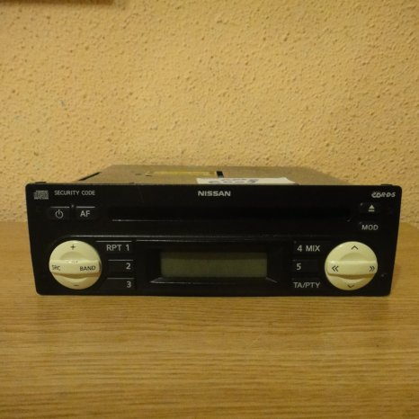 Radio Cd Player OEM Nissan Micra K12