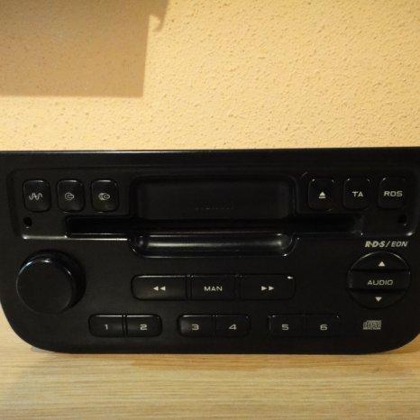 Radio Cd Player Original Peugot 406