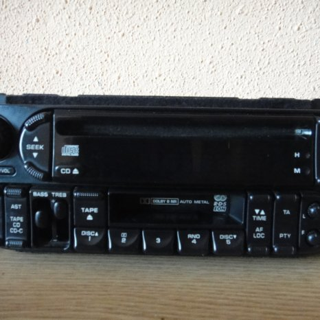 Radio Cd Player OEM Jeep Chrysler