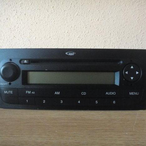 Sistem audio Mp3 Player OEM Fiat Grande Punto Linea