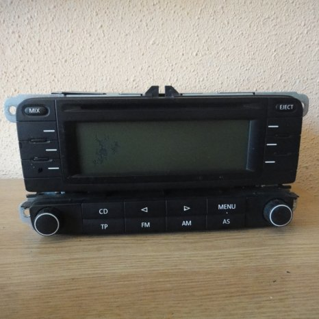 Radio Cd Player OEM Volkswagen Touran