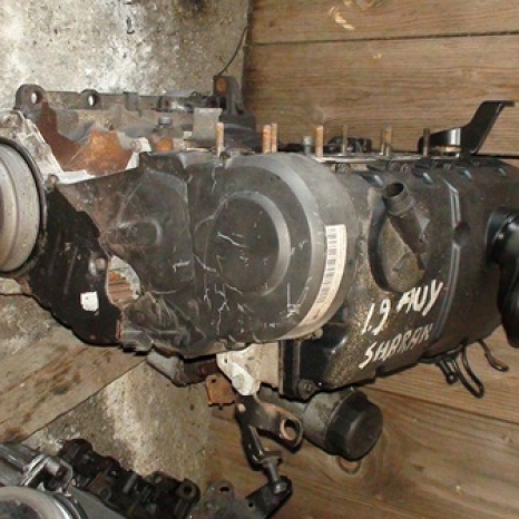 Motor 1.9 tdi cod auy vw sharan model 2002